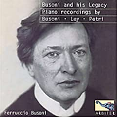 Busoni&His Legacyの商品写真