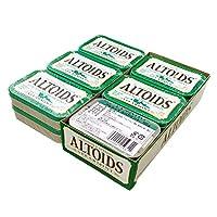 ALTOIDS アルトイズ ミントタブレット スペアミント 50g×12個セット