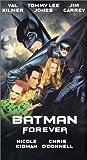 Batman Forever [VHS] [Import]