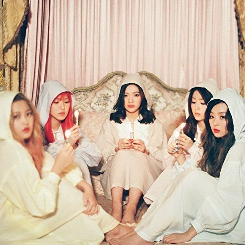 2ndミニアルバム - The Velvet(韓国盤)