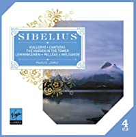 Kullervo Cantatas the Maiden by PAAVO / VARIOUS JARVI (2010-10-19)