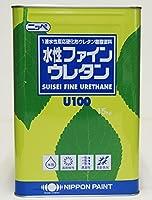 水性ファインウレタン 艶有り 15kg 標準色 ND-281 【メーカー直送便/代引不可】日本ペイント 外壁 塗料