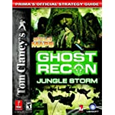 Tom Clancy's Ghost Recon: Jungle Storm: Prima's Official Strategy Guide