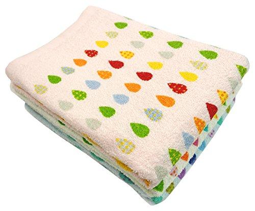 [해외]덕용 드롭 목욕 타올 3 색 세트/Virtue Drop Bath Towel 3 Color Set
