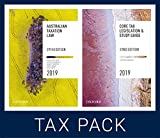 Cover of Core Student Tax Pack 2 2019