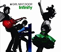 GIRL NEXT DOOR「Infinity」のCDジャケット