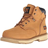 "Timberland PRO Mens 33031 6"" Pit Boss Steel Toe"