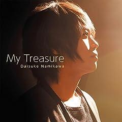 浪川大輔「My Treasure」のCDジャケット