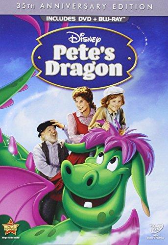 Pete's Dragon [DVD] [Import]