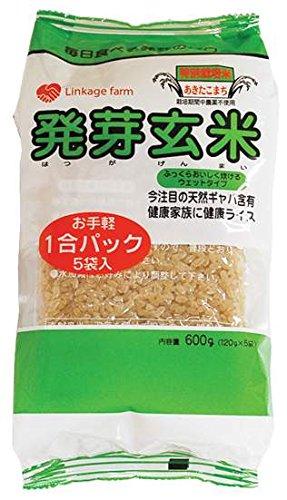 発芽玄米・特別栽培米あきたこまち
