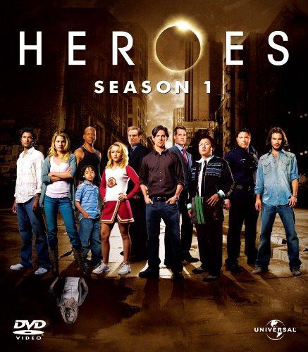 【Hulu】「HEROES」シーズン1を見終わる