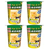 【Amazon.co.jp先行発売】いなば ドッグフード ちゅ~るタワー 総合栄養食 ささみ&チーズ・野菜 80g×4個
