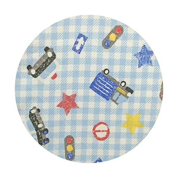 イマージ お昼寝布団 7点セット 【働く車】 ...の紹介画像5