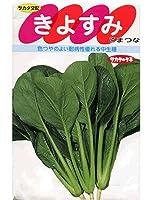 きよすみ サカタの小松菜種です