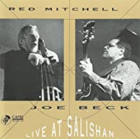 Live at Salishan by Red Mitchell (1995-04-06)