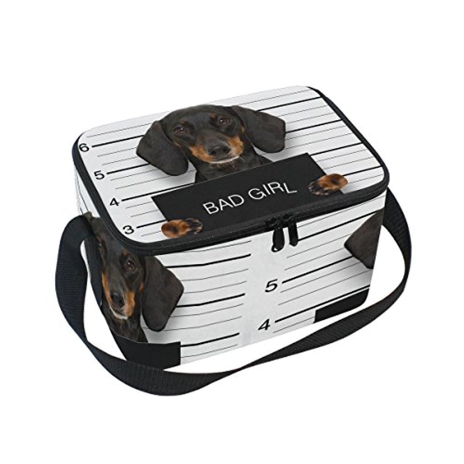 伝えるジャズ枕クーラーバッグ クーラーボックス ソフトクーラ 冷蔵ボックス キャンプ用品  犬柄 面白い 保冷保温 大容量 肩掛け お花見 アウトドア