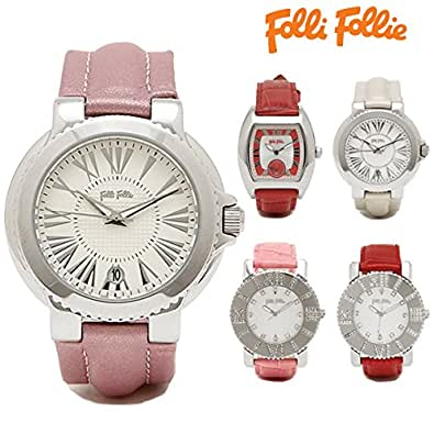 フォリフォリ 時計 レディース FOLLI FOLLIE 選べる5種類 レディースウォッチ 腕時計[並行輸入品]