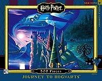 New York Puzzle Company Harry Potter Journey to Hogwarts 500 Piece Jigsaw Puzzle