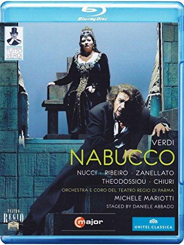 Nabucco [Blu-ray] [Import]