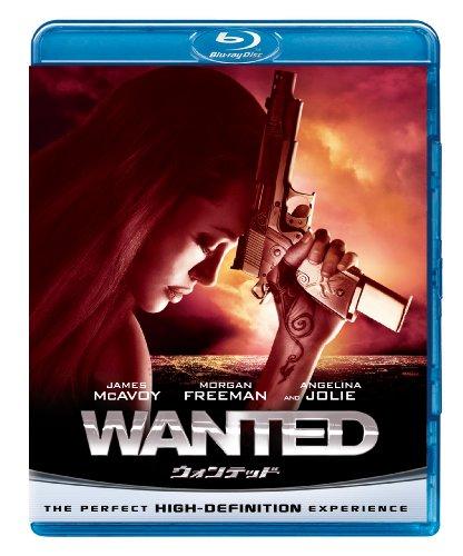 ウォンテッド [Blu-ray]の詳細を見る