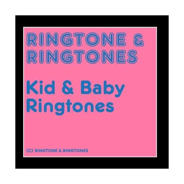 Ringtone & Ringtones: Ki...の商品画像