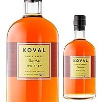 コーヴァル シングルバレル バーボン <KOVAL> 750ml