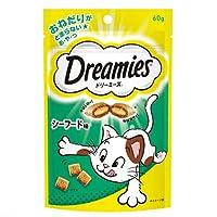 箱売り ドリーミーズ シーフード味 60g 1箱36袋入