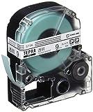 キングジム テープカートリッジ テプラPRO ST9K-10P 10個パック 透明ラベル