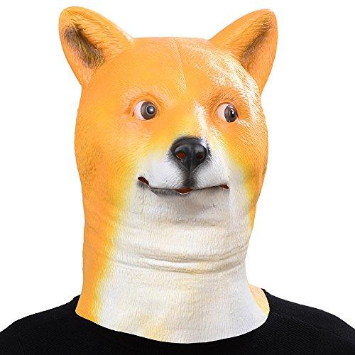 干支 戌 犬 マスク かぶりもの お面 なりきり 年賀状 撮...