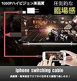 &QOOPER 最新版 iPhone テレビ 接続ケーブル HDMI 変換アダプタ Lightning HDMI 持ち運びポーチ付き 高解像度 HDMI変換ケーブル 変換アダプタ ライトニング ケーブル HDMI分配器 iPhone iPad ipod 対応