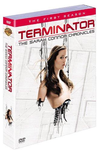 ターミネーター:サラ・コナー クロニクルズ 〈ファースト〉(5枚組) [DVD]