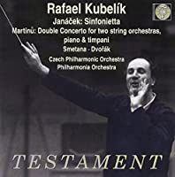 Smetana/Dvorak/Martinu/Janacek - Orchestral Works by Philharmonia Orchestra (2001-03-01)