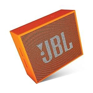 JBL GO Bluetoothスピーカー ポータブル/ワイヤレス対応 オレンジ JBLGOORG 【国内正規品】