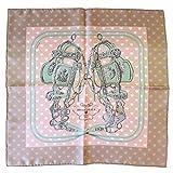 HERMES スカーフ ピンク (エルメス) HERMES スカーフ45