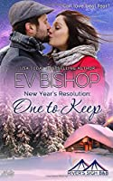 New Year's Resolution: One To Keep (River's Sigh B & B)