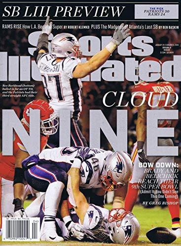Sports Illustrated [US] J28 - F4 No. 4 2019 (単号)