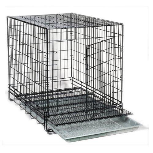 PROスチールケージ LL 網スノコ付き  大型犬用/サークル ケージ/ゲージ/Circle Cage  犬用品/ペット用品