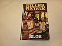 Killer Behind a Badge (Curley Large Print Books)