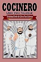 Cocinero Libro Para Colorear