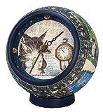 145ピース ジグソーパズル WACHIFIELD お茶の時間 【パズルクロック】(直径10x高さ10cm)