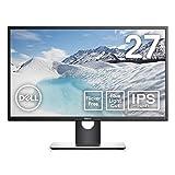 Dell ディスプレイ モニター P2717H/27 インチ/IPS/6ms/VGA,DP,HDMI/USBハブ/3年間保証