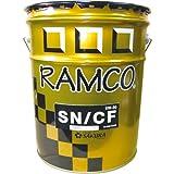 ラムコ RAMCO SN/CF 5W-30 エンジンオイル 20L VHVI化学合成 CAACFJ_DHBDB