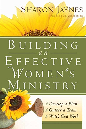 Download Building An Effective Women's Ministry 0736916091