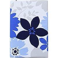 プリント 掛け布団カバー 花柄 シングルサイズ 347531-E343