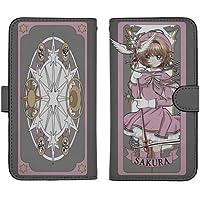 カードキャプターさくら クリアカード編 さくら 手帳型スマホケース 138