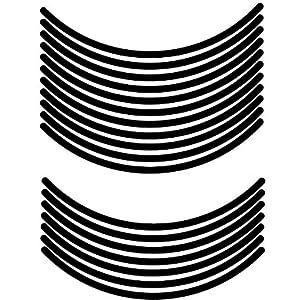 エムディーエフ(MDF) リムストライプ ソリ...の関連商品3