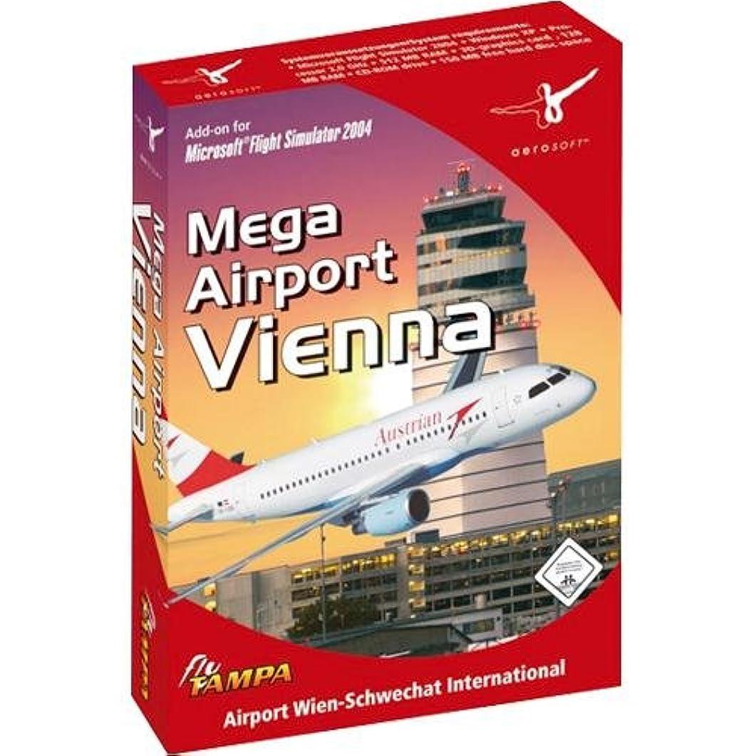 高揚したラジウム抑圧するMega Airport Wien Add-On (輸入版)