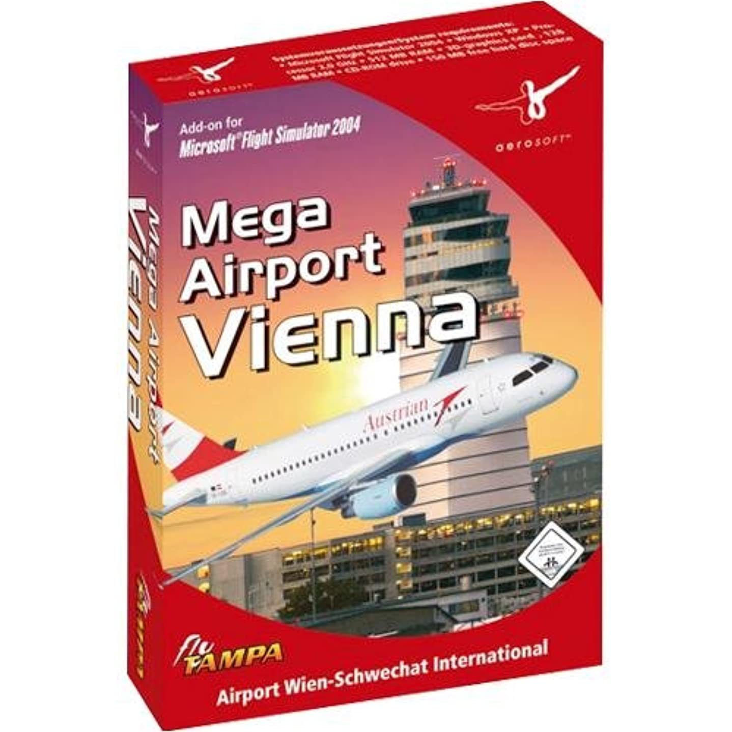 真面目などこにもサラダMega Airport Wien Add-On (輸入版)