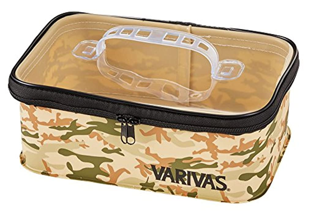 バウンスリル前述のVARIVAS(バリバス) システムケース M VABA-40 サンドカモ.