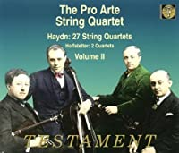 Haydn: 27 String Quartets, Vol. 2
